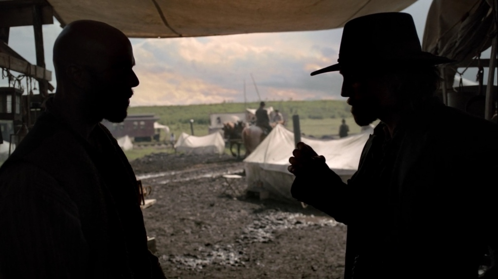 Hell on Wheels frame grab