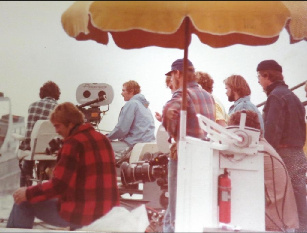 Behind the scenes of Jaws 2