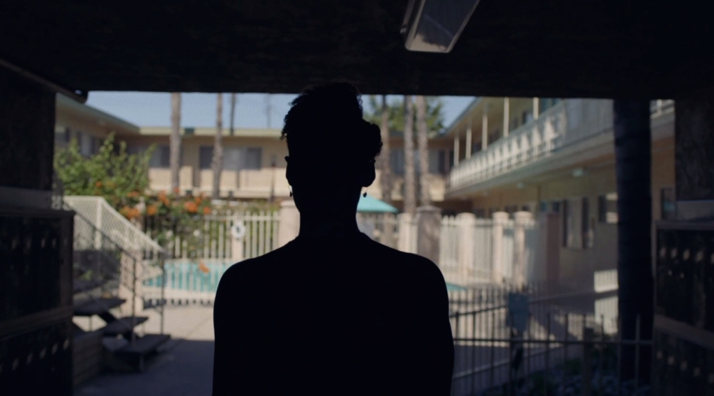 Insecure Season 2 frame grab silhouette