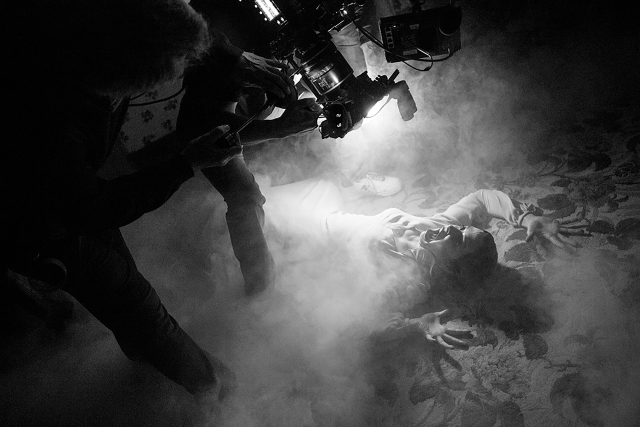 Behind the scenes Insidious Chapter 2 by Matt Kennedy