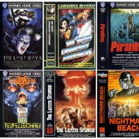 85 classic German VHS horror covers