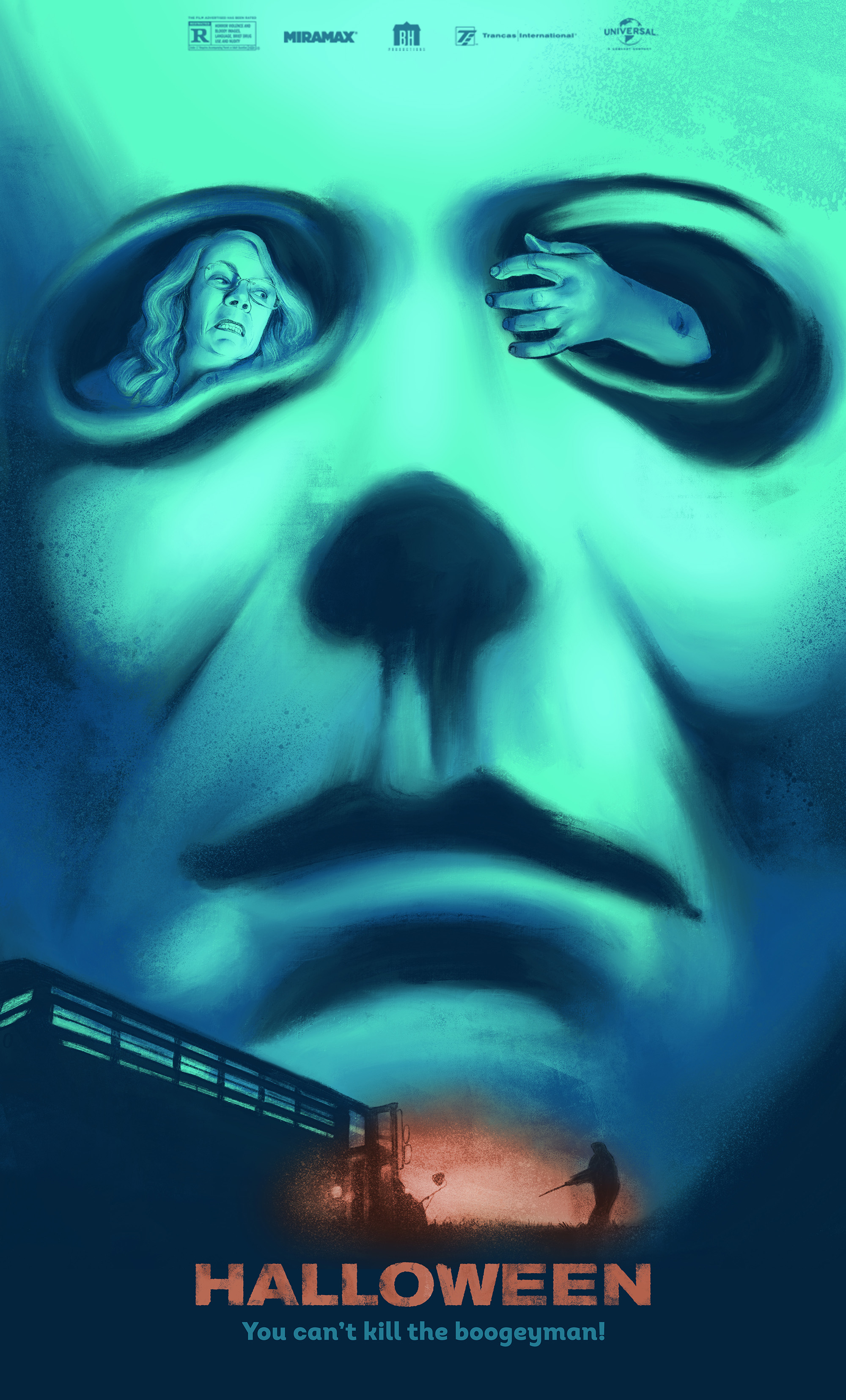 Halloween Poster Art.31 Days Of Horror An Alternative Halloween 2018 Poster