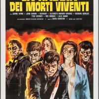 31 Days of Horror - Italian poster for 1970's I Drink Your Blood