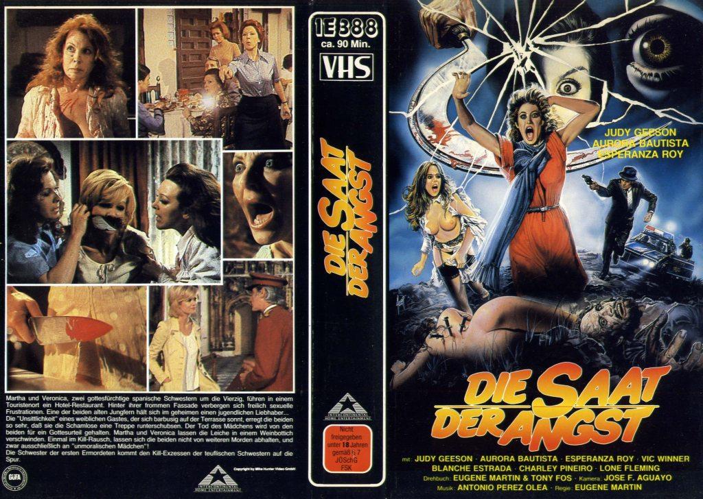 It Happened at Nightmare Inn (1973) german vhs