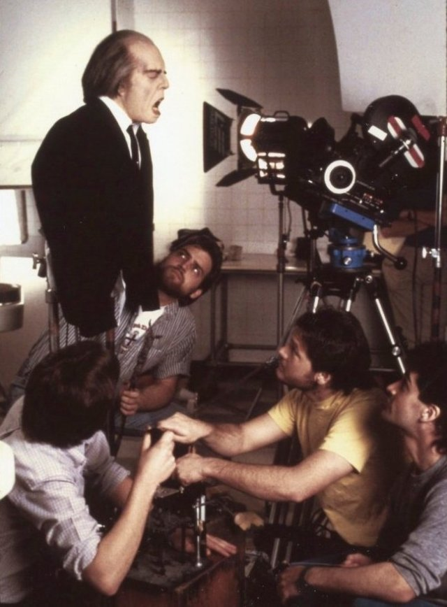 Phantasm 2 behind the scenes