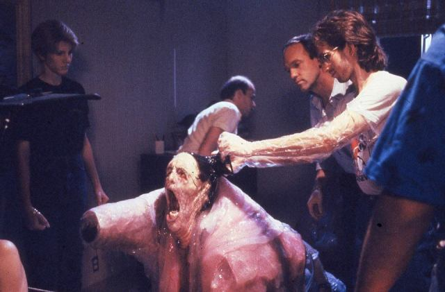Behind the scenes of The Blob