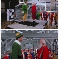 The Shot Behind the Shot - Elf (2003)