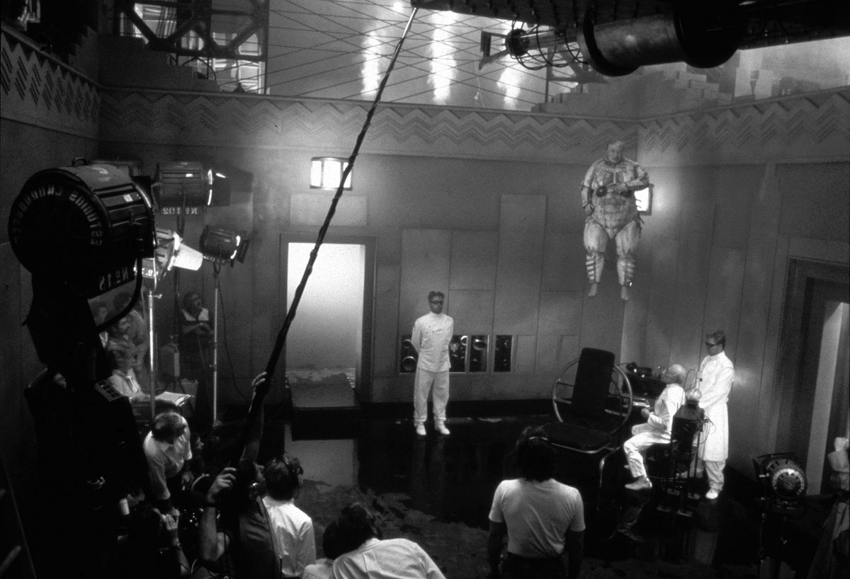Behind the scenes of David Lynch's Dune