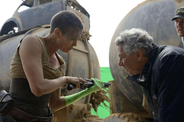 Mad Max Fury Road behind the scenes (photo by Jasin Boland)