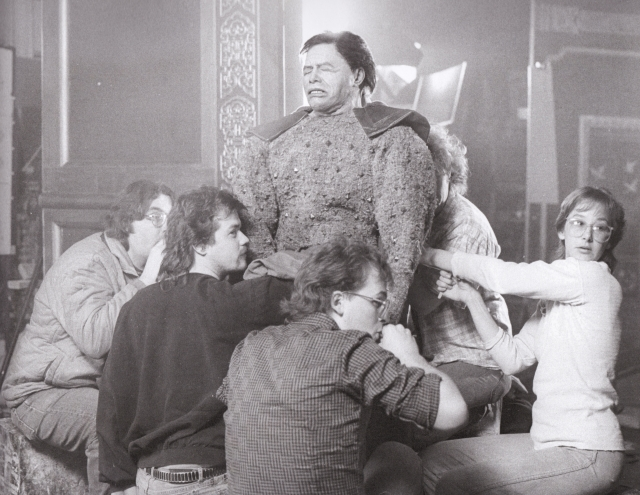 Behind the scenes of Big Trouble in Little China