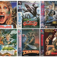 50 classic VHS covers from South Korea